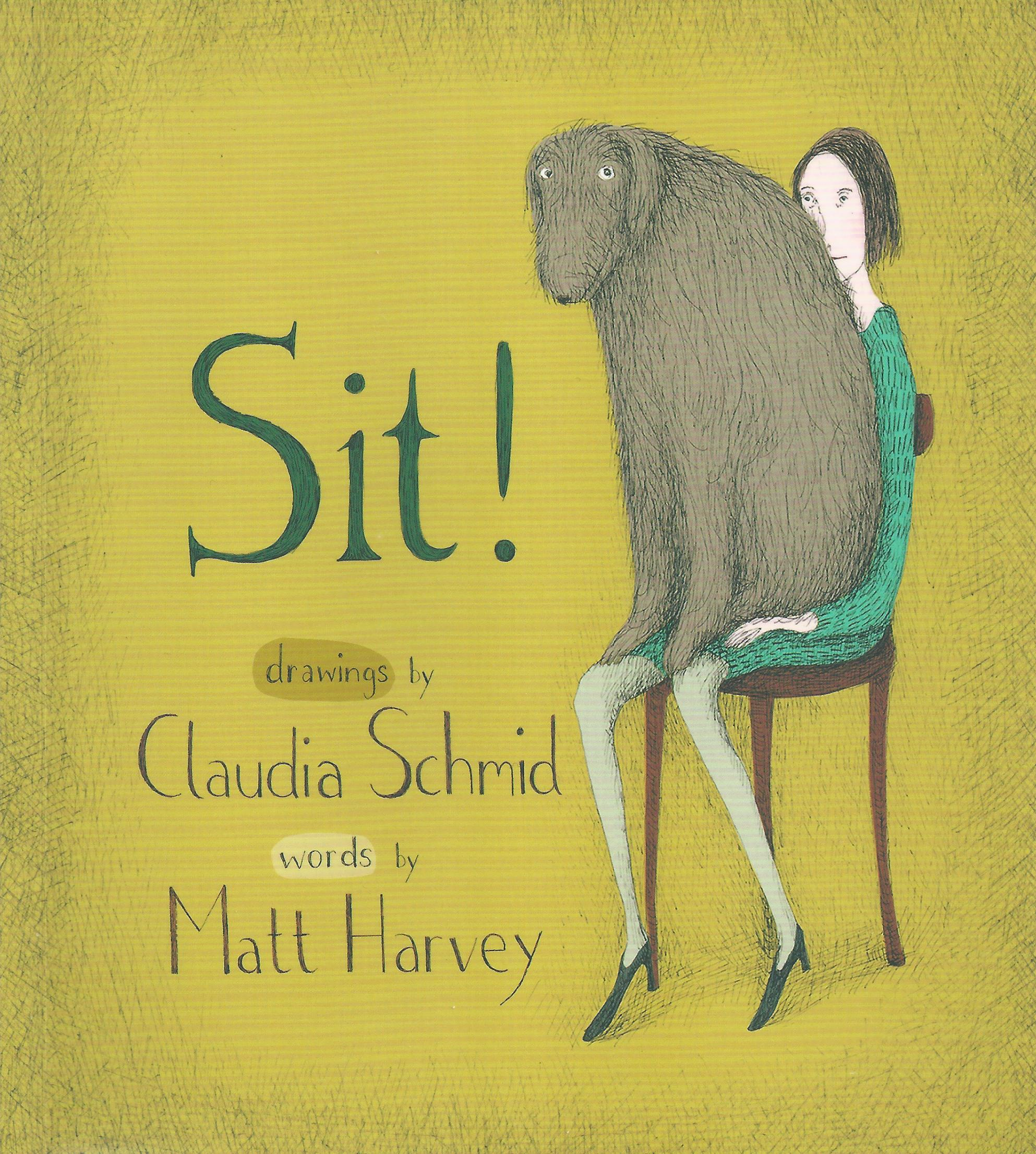 Sit! front cover